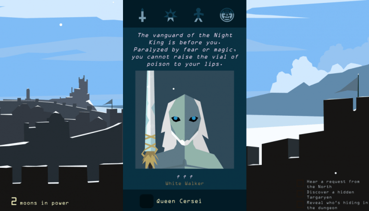 Reigns: Game of Thrones will launch in October on PC, iOS, and Android   Gaming News