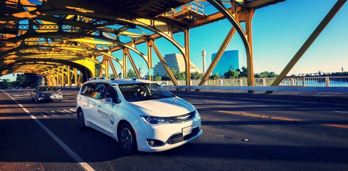 Renovo and Here partner to bring map analytics to self-driving cars   Tech Industry