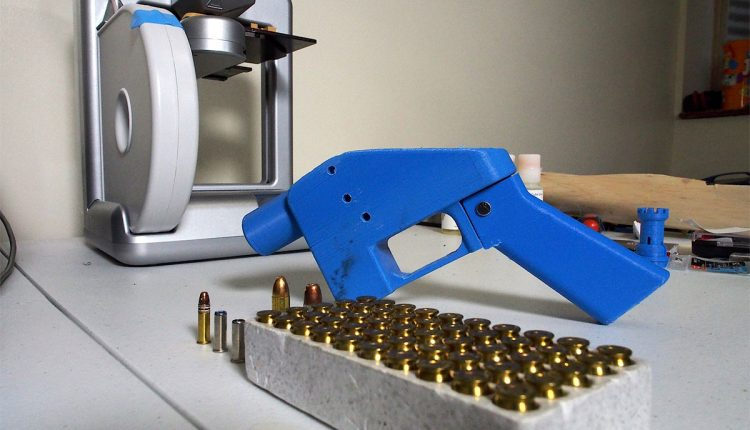 Row over 3D-printed firearms distracts from US gun violence crisis | AI