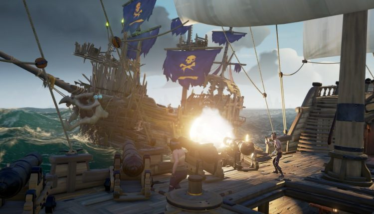 Sea of Thieves Passes 5 Million Player Mark with Cursed Sails Update | Gaming News