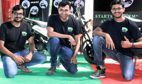 Sequoia India and Accel back on-demand scooter startup in $12.2M deal | Digital Asia