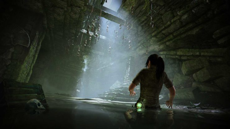 Shadow of the Tomb Raider trailer visuals