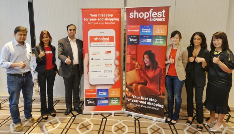 ShopBack launches ShopFest to highlight six major online sales in Q4 | Digital Asia