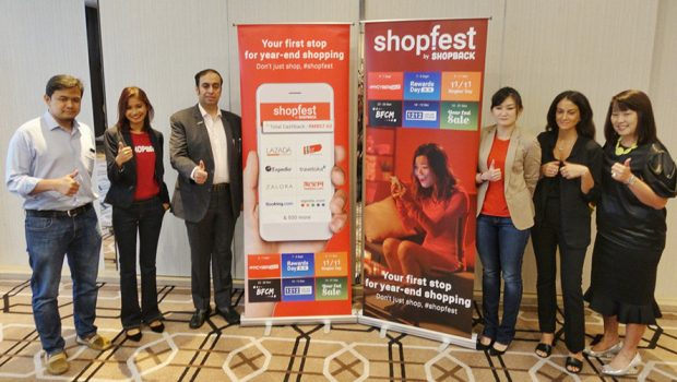 ShopBack launches ShopFest to highlight six major online sales in Q4 | Digital Asia 1