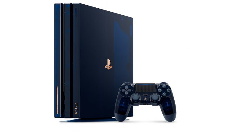 Sony celebrates 500m consoles sold with Limited Edition Translucent PS4 Pro | Gaming