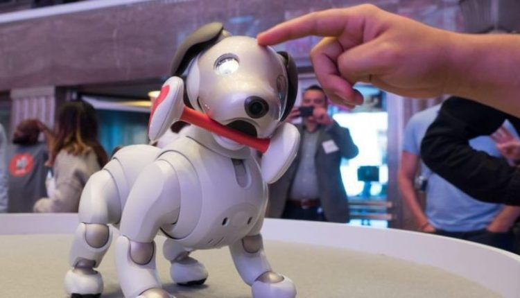 Sony is Releasing A Really Expensive Robot Puppy | Gaming News