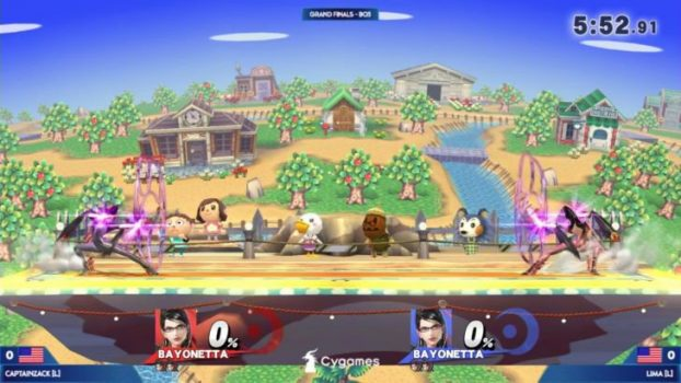 Super Smash Bros 4 Finals at EVO 2018 was a Complete Disaster   Gaming