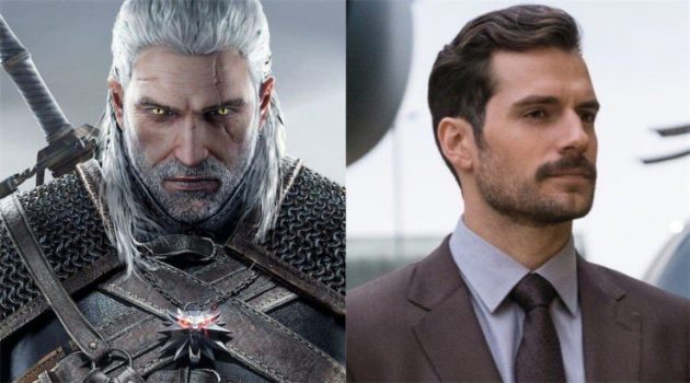 Superman Actor Wants to Play Geralt in The Witcher TV Series | Gaming
