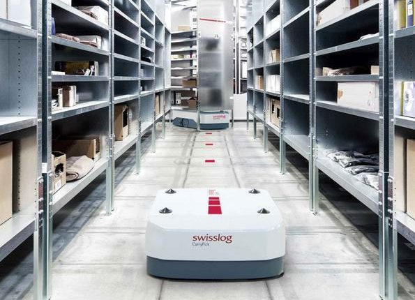Swisslog wins CarryPick order with Waytek | Robotics