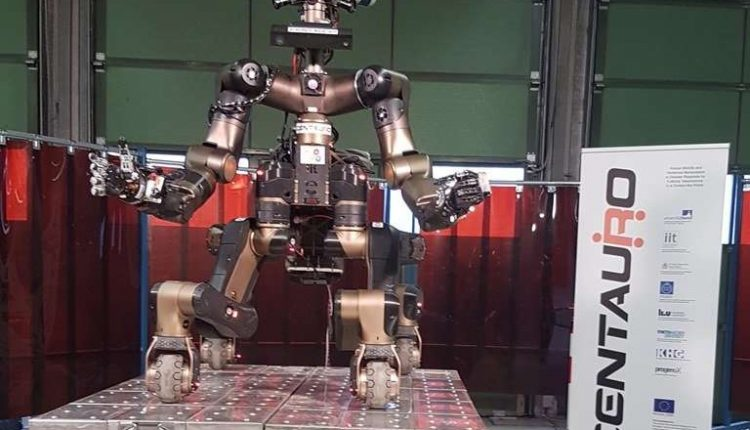 The Centauro: A new disaster response robot to assist rescue workers to operate safely   Robotics