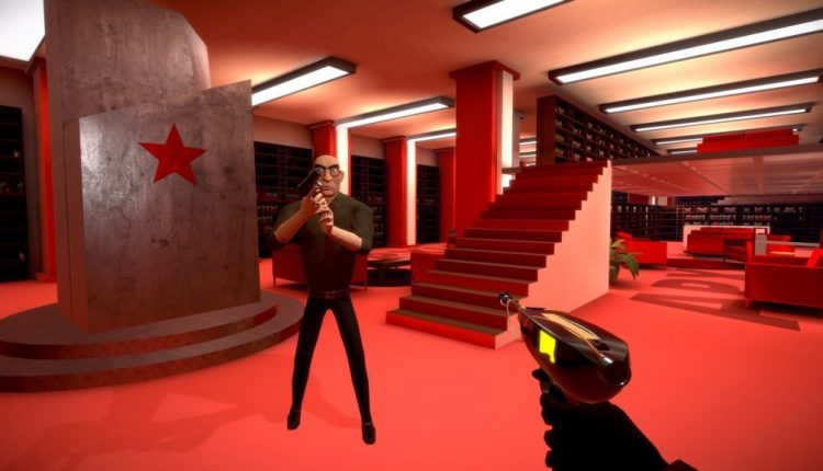 The Spy Who Shrunk Me looks like an Austin Powers flick in VR | Gaming News