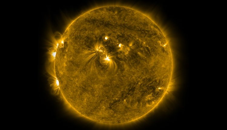 The sun shrinks and grows again by 2 kilometres every 11 years | Innovation