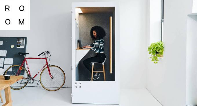To fight the scourge of open offices, ROOM sells rooms | Computing 1