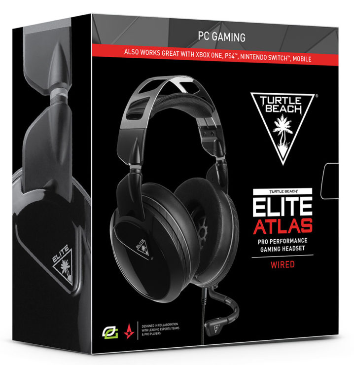 Turtle Beach Announces New Line Of Gaming Headsets Branded Atlas | Gaming 1