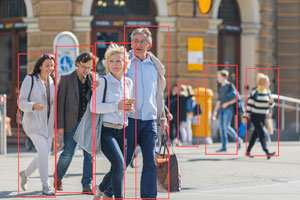Using deep-learning techniques to locate potential human activities in videos