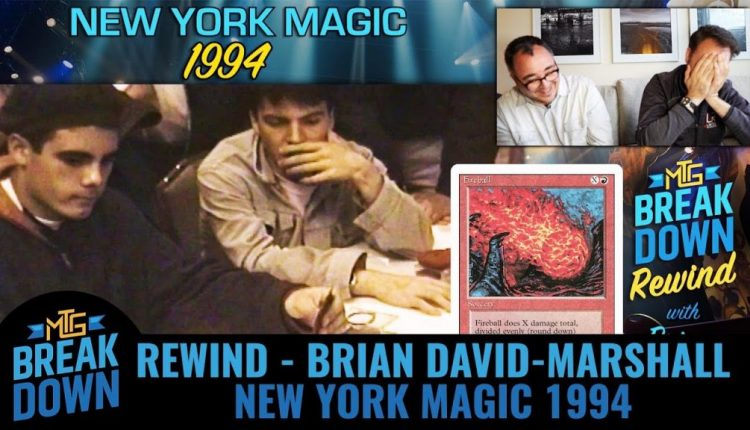 Video Of An EarlyMagic Tournament Is An Awesome Piece Of Game History | Gaming News