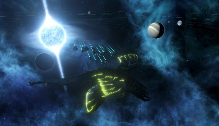 Video: Stellaris is a galaxy-size story generator | Gaming