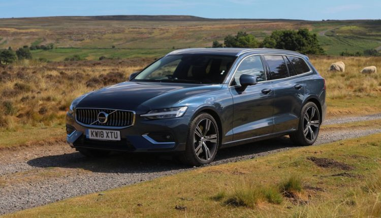 Volvo V60 review: The estate car to rule estate cars? | Apps News