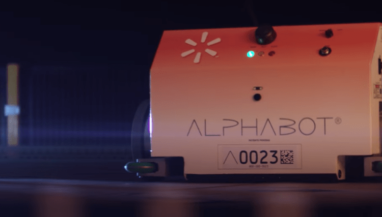 Walmart testing new warehouse robot from startup Alert Innovation | Robotics