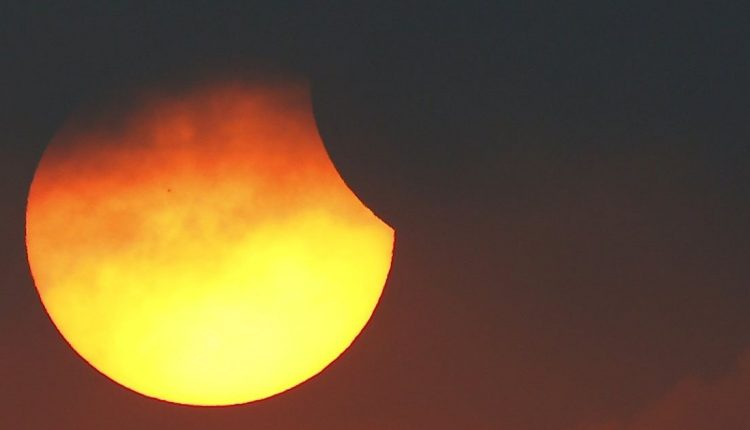 Where can you see the August Partial Solar Eclipse? | Top Stories