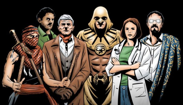Your Guide To The Egyptian Superhero Universe Of El3osba   Gaming News