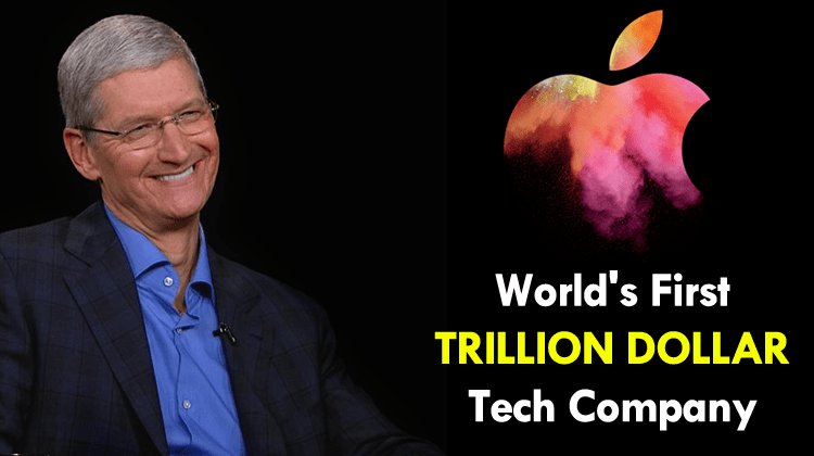 iTrillion: Apple Is This Close To $1,000,000,000,000 | Viral Tech