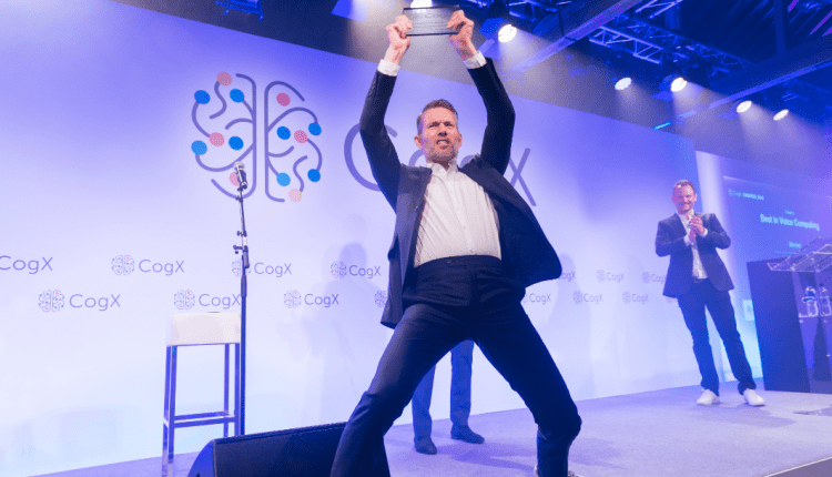 x.ai wins CogX best AI product award | AI