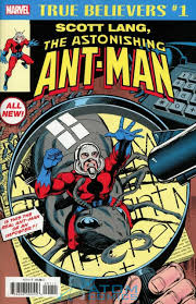 ant-man video game