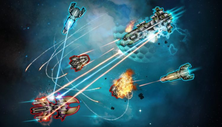 Blockchain Galaxy Game Enables Players to Build Spaceships, Buy Virtual Planets For Crypto | Crypto
