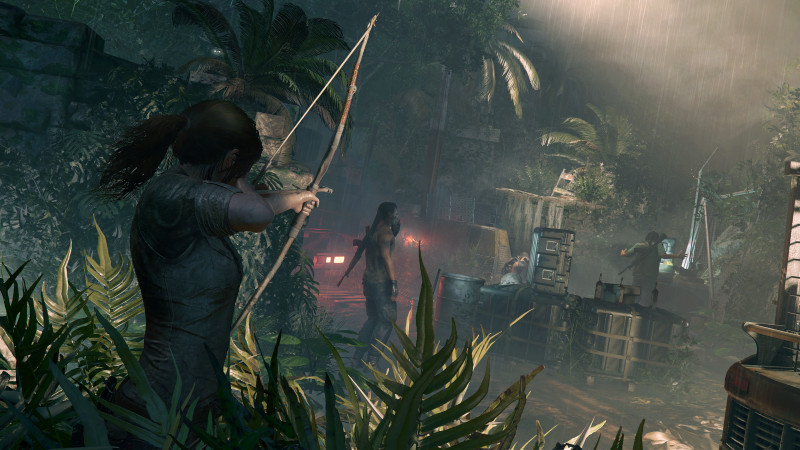 Shadow of the Tomb Raider Jungle Screenshot