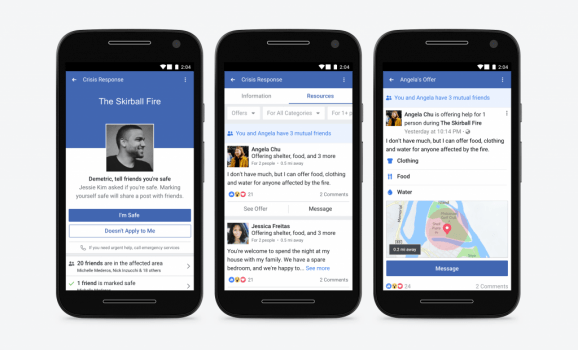 Facebook Lite adds additional crisis response tools | Apps News