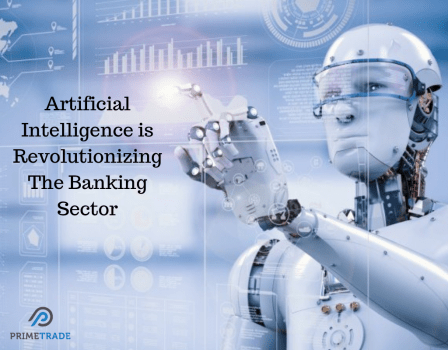 How Artificial Intelligence(AI) Is Revolutionizing The Banking Sector   Artificial intelligence