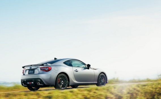2019 Subaru BRZ Bows In Japan With Aerodynamic Changes And Suspension Updates | Feature