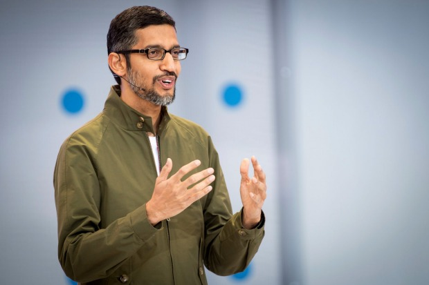 Google CEO Sundar Pichai said earlier this year that AI was more profound than electricity or fire.