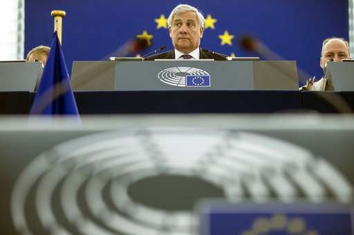 EU lawmakers vote for new online copyright rules   Computing