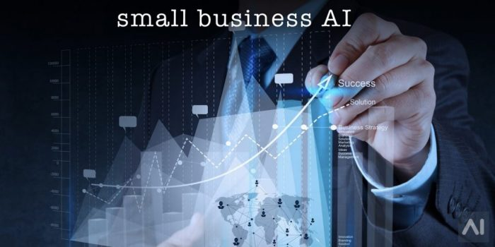 How Small Businesses Can Benefit from AI Now | Artificial intelligence