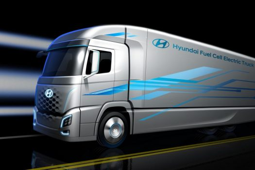 Hyundai Teases Fuel Cell Semi, Will Be Launched In 2019 | Feature