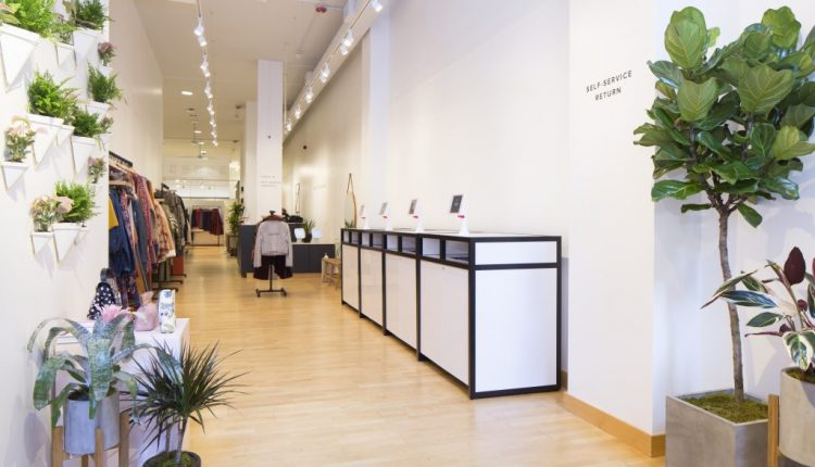 Rent the Runway opens physical store in San Francisco | Industry