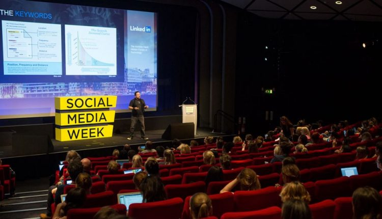 Facebook and LinkedIn Join the SMWLDN Lineup | Social