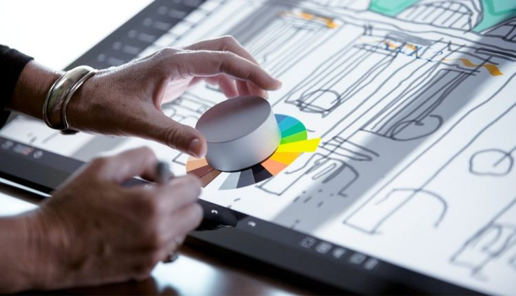 Microsoft could debut transparent Surface Dial sequel at October event | Computing