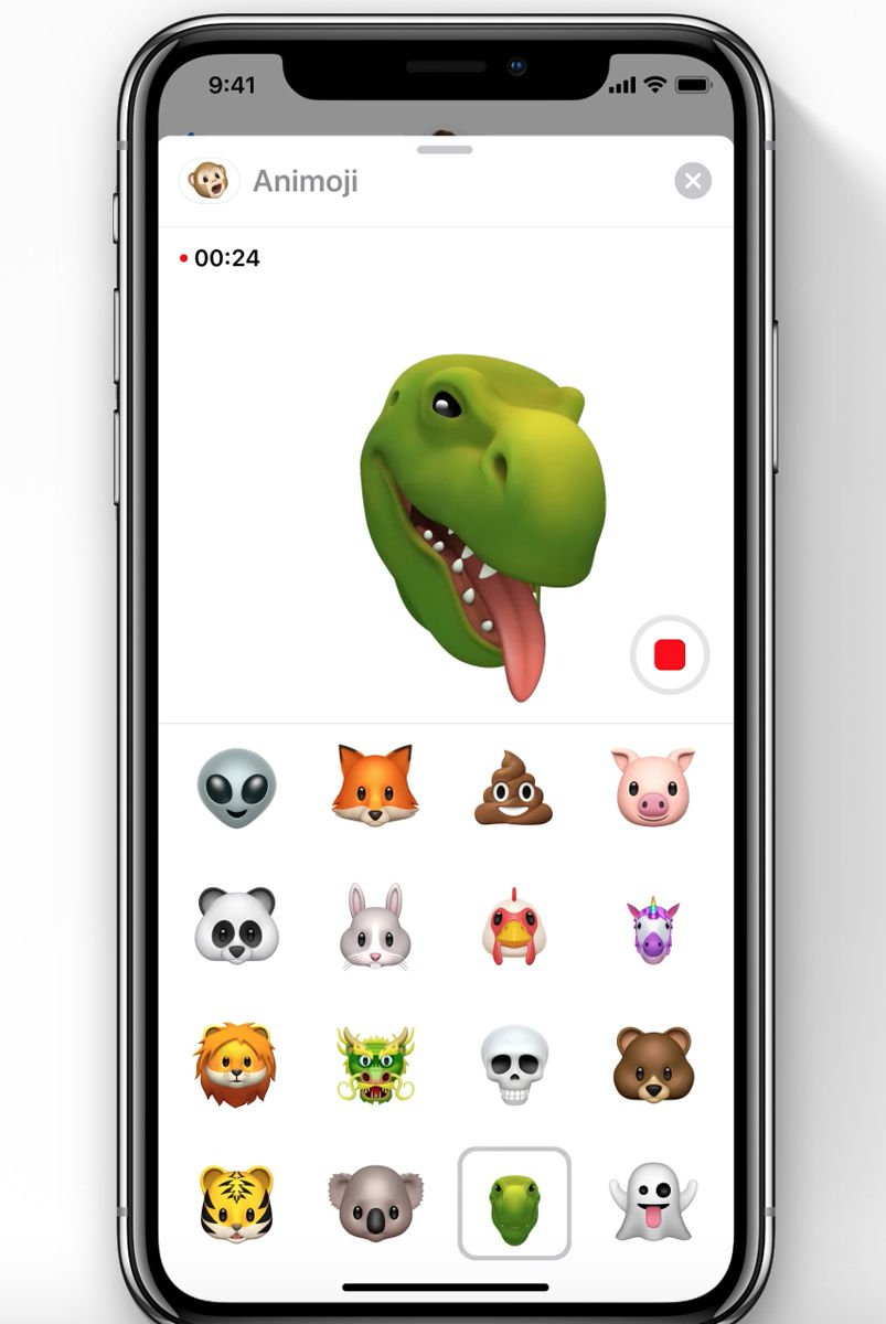 iOS 12 release date & new features: T-Rex Animoji