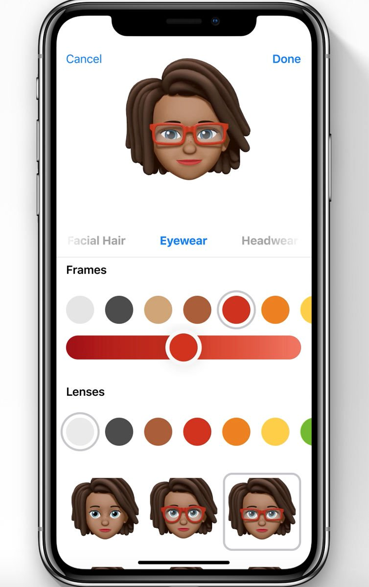 iOS 12 release date & new features: Memoji