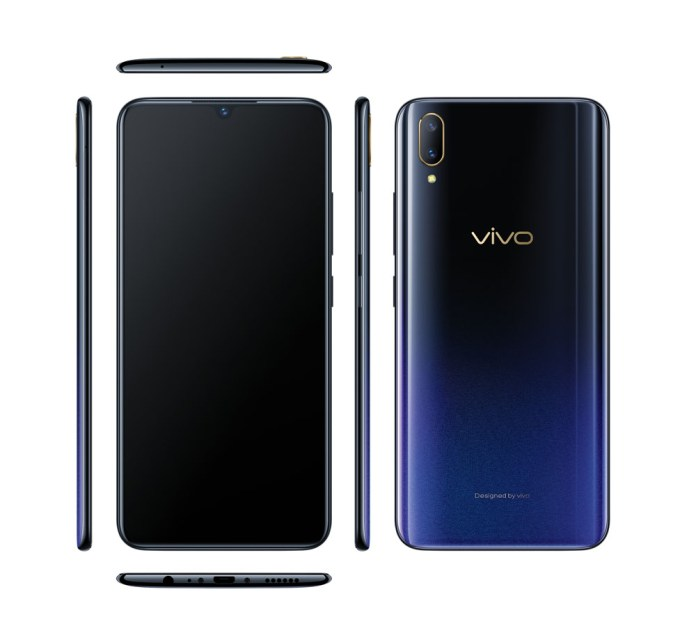 Vivo V11 Starry Night