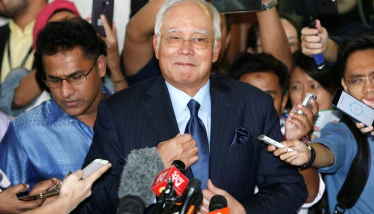 Former Malaysian Prime Minister Najib Razak charged with money laundering, abuse of power | Digital Asia