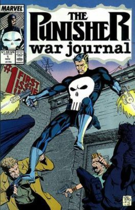 the punisher comic journal shooter