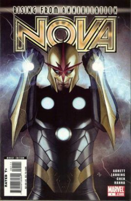 nova cosmic video game