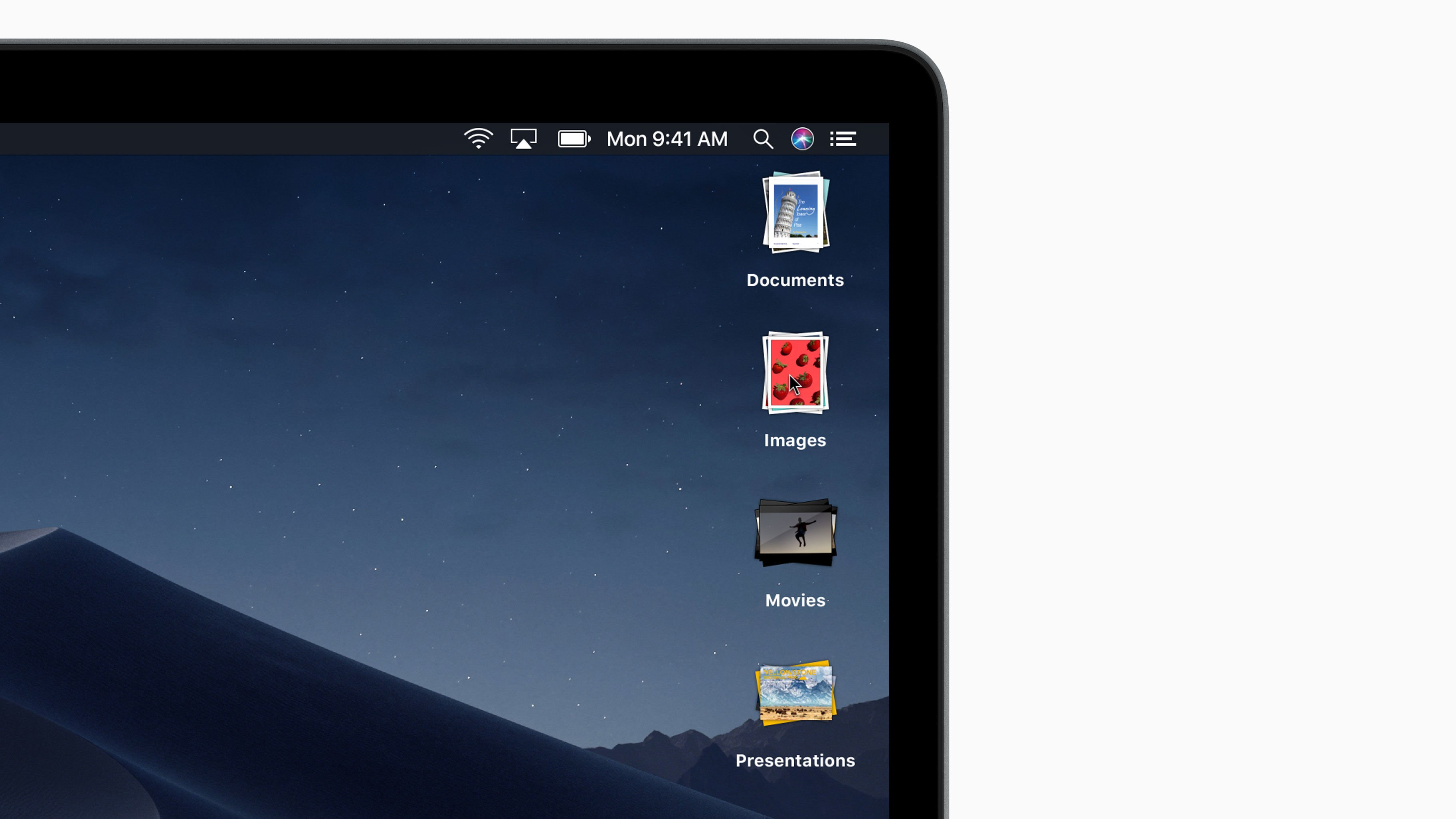 macOS Mojave release date & new features: Desktop
