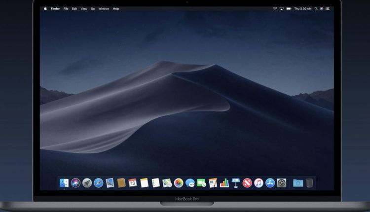 Critical MacOS Mojave vulnerability bypasses system security | Computing