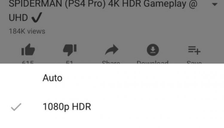 YouTube adds HDR support for iPhone XS and XS Max | Apps
