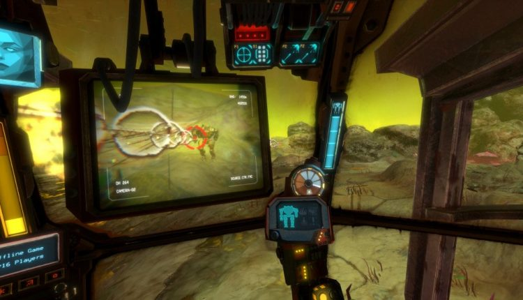 Vox Machinae takes giant robot multiplayer combat into VR | Gaming News